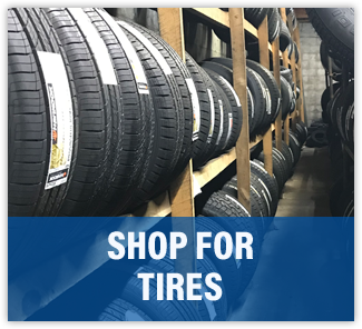 Tires in Shelbyville, TN